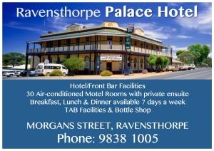 palace hotel signboard